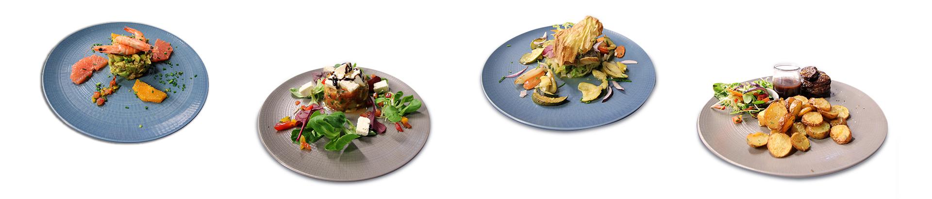 Les plats - Restaurant Le Chiopot